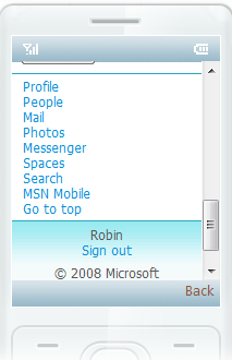 windows-live-mobile